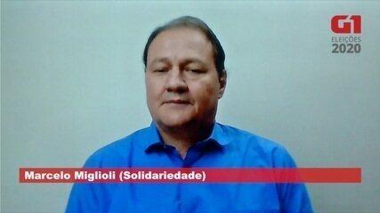 Marcelo Miglioli (Solidariedade) fala sobre habitação em Campo Grande