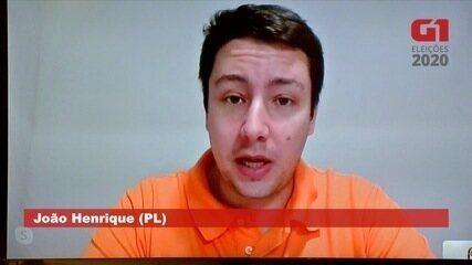 João Henrique (PL) fala sobre habitação em Campo Grande