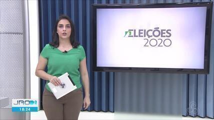 Confira como foi o dia dos candidatos a prefeito de Porto Velho