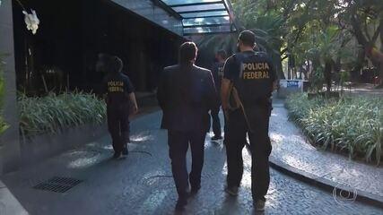 PF cumpre mandados de busca contra advogado de réus da Lava Jato no RJ