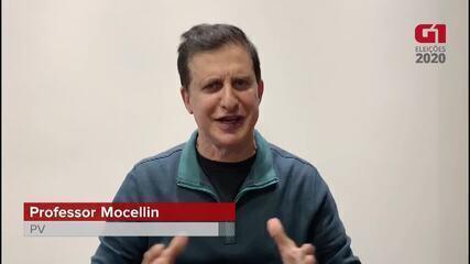 Veja a proposta de Professor Mocellin para a educação