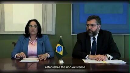 Brasil assina declaração internacional contra o aborto a favor da família