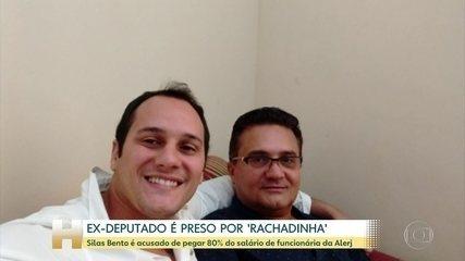 Ex-deputado Silas Bento e o filho dele são presos em operação que investiga 'rachadinhas'