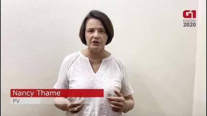 Nancy Thame (PV) resume proposta para o transporte público de Piracicaba
