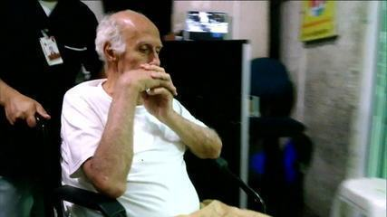 Preso tenta estrangular Abdelmassih em hospital penitenciário de São Paulo