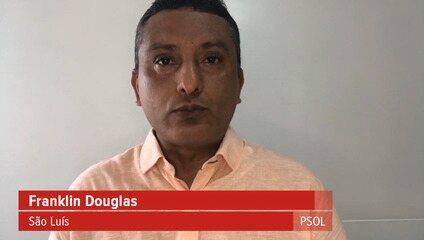 Professor Franklin (PSOL) propõe a implantação de um sistema de vídeo monitoramento em SL