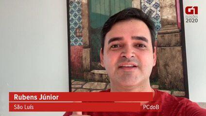 Rubens Júnior (PCdoB) pretende aumentar a força dos Conselhos de Paz em São Luís