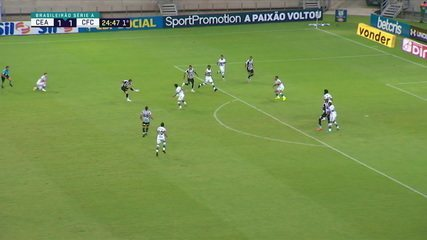 Melhores momentos de Ceará 2 x 1 Coritiba pela 18ª rodada do Campeonato Brasileiro