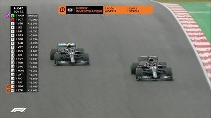 GP de Portugal: Hamilton passa Bottas e assume a liderança