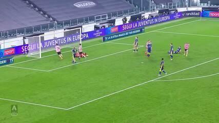 Melhores momentos de Juventus 1 x 1 Verona pelo Campeonato Italiano