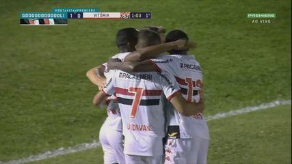 Melhores momentos de Botafogo-SP 2 x 1 Vitória, pela 18ª rodada da Série B do Brasileiro