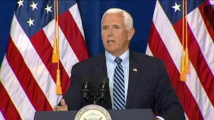 Assessor do vice-presidente americano, Mike Pence, testa positivo para Covid-19