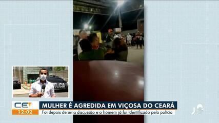 Mulher é agredida em Viçosa do Ceará