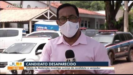 Polícia de Redenção investiga desaparecimento de candidato a vereador
