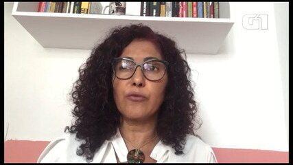 Candidata Gilvani fala sobre o tema mobilidade