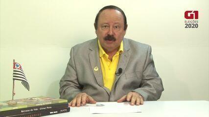 Organizações Sociais - Levy Fidelix, candidato à Prefeitura pelo PRTB