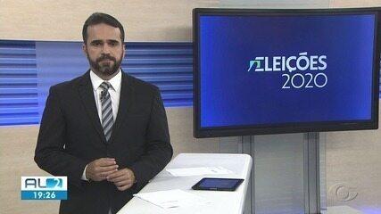 Veja como foi a agenda dos candidatos a prefeito de Maceió nesta segunda (26)