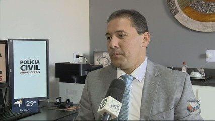 Ex-delegado regional é preso após ser alvo de duas operações do MP em Varginha (MG)