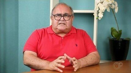 Candidato a prefeito Fuad fala sobre propostas para transporte público em Itapetininga