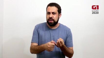 Organizações Sociais - Guilherme Boulos, candidato à Prefeitura pelo PSOL