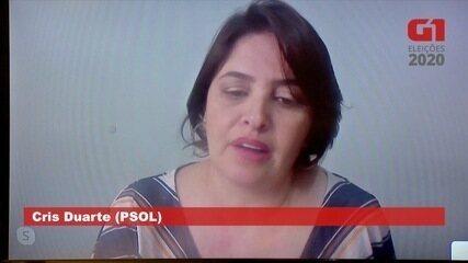 Cris Duarte (PSOL) fala sobre saúde em Campo Grande