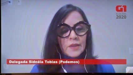 Delegada Sidnéia Tobias (Podemos) fala sobre saúde em Campo Grande