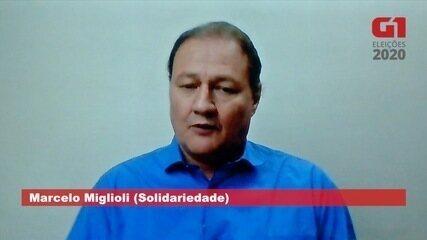 Marcelo Miglioli (Solidariedade) fala sobre saúde em Campo Grande