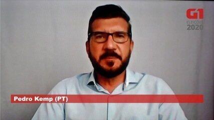 Pedro Kemp (PT) fala sobre saúde em Campo Grande