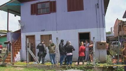 Casal e criança são encontrados mortos em casa em Caxias do Sul
