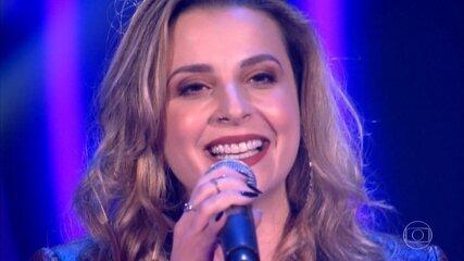 """Luana Marques canta """"Temporal de Amor"""""""