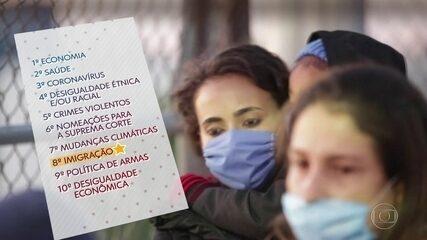 Eleições americanas: corrida pelo voto dos latinos ganha mais peso em 2020