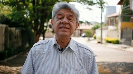 Candidato a prefeito Dr Pacheco fala sobre propostas para transporte público em Jundiaí