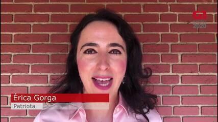 Érica Gorga (Patriota) resume proposta para o esporte em Piracicaba