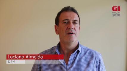 Luciano Almeida (DEM) resume proposta para o esporte em Piracicaba