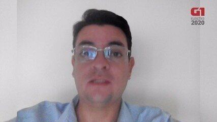 Jonas Loureiro (PCdoB) fala sobre o trânsito em Varginha