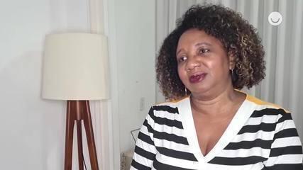 Mãe de IZA reflete sobre a infância da filha com pouca representatividade