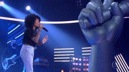 Natasha canta 'The Way You Make Me Feel'