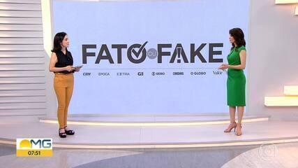 Veja se a declaração do candidato Kalil é #Fato ou #Fake