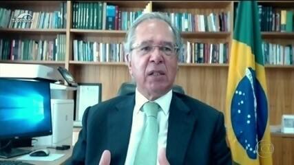 Ministro Paulo Guedes diz que Febraban é 'casa de lobby' e que agiu para derrubá-lo