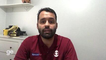 Conrado Santana analisa Grêmio x Bragantino, pela 19ª rodada do Brasileirão
