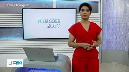 Eleições 2020: veja como foi o dia dos candidatos a Prefeitura de Goiânia