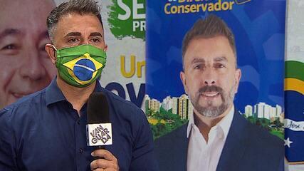 Candidato Senna (PSL) fala sobre educação