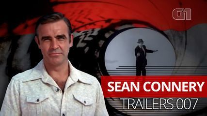 Sean Connery como James Bond: Relembre os sete filmes do '007' com o ator