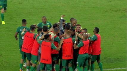 Melhores momentos: Cuiabá 3 x 0 CRB, pela 19ª rodada do Brasileirão Série B