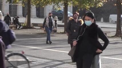 Covid: governos europeus anunciam medidas de restrição devido à segunda onda de infecções
