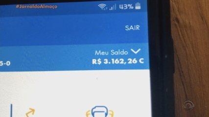 Aposentada evita golpe contra 15 correntistas ao devolver depósito indevido de R$ 3 mil em Alegrete   Rio Grande do Sul   G1