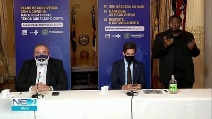 Pernambuco anuncia Geraldão como novo centro de testagem da Covid-19 e investiga casos de reinfecção