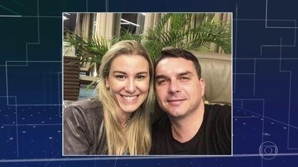 MP diz que Flávio Bolsonaro contava com chefe de gabinete para organizar rachadinha