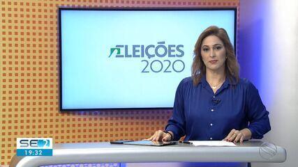 Eleições 2020: agenda dos candidatos à Prefeitura de Aracaju desta sexta-feira (6)