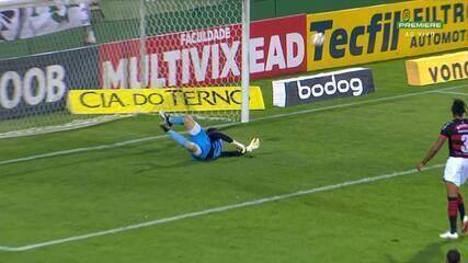 Melhores momentos de Chapecoense 0 X 0 Oeste, pela 20ª rodada da Série B